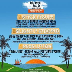 Reggae Rise Up Florida 2019