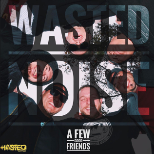New Album A Few Good Friends by Wasted Noise